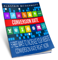 Ecover of Increase Conversion Rate Free Guide